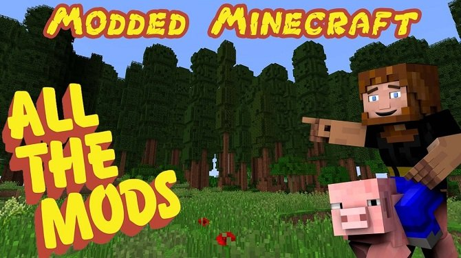All the Mods 3 download server list - Minecraft11 com