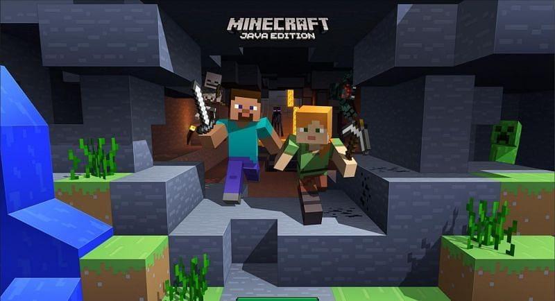Minecraft Java Edition download