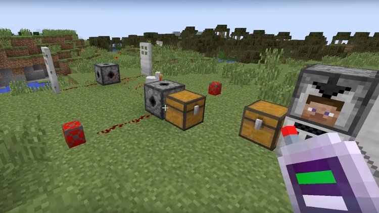 security craft mod minecraft 1.11.2