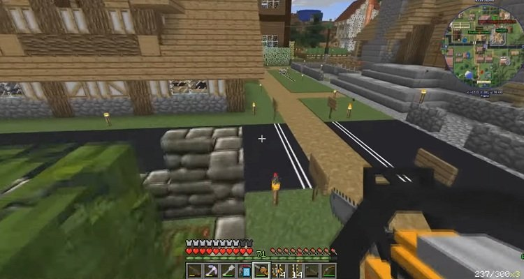Towncraft-mod-1.12.2-screenshots-2
