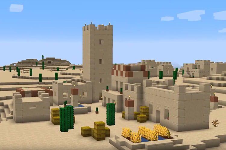 Minecraft 1 14 30 51 Apk Free Download