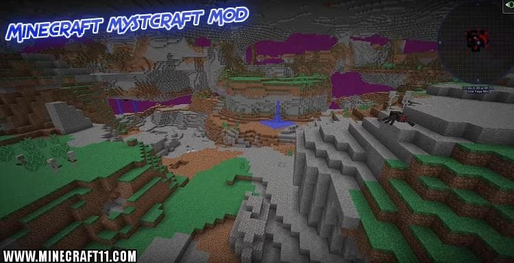 Minecraft-mystcraft-mod-screenshots