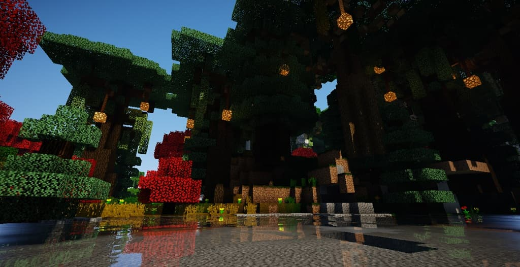 Oh The Biomes You'll Go screenshots 01
