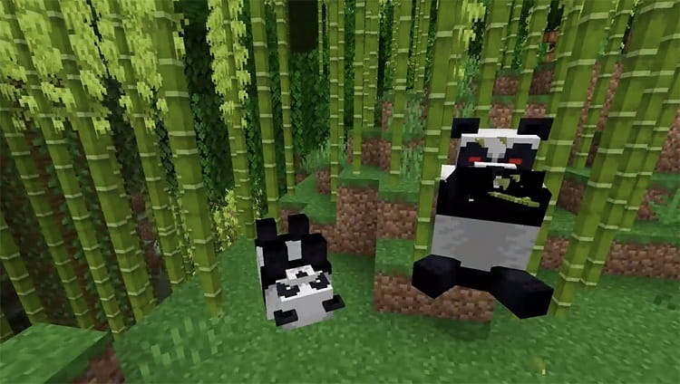 Pandas-and-Bamboo-in-Minecraft