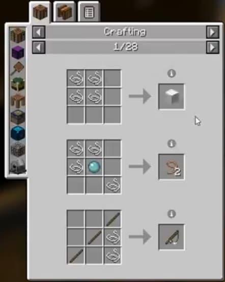 Skyblock-Godless-mod-crafting-2