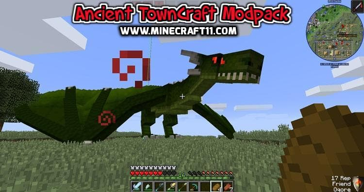 Ancient-TownCraft-Modpack-Screenshots-2