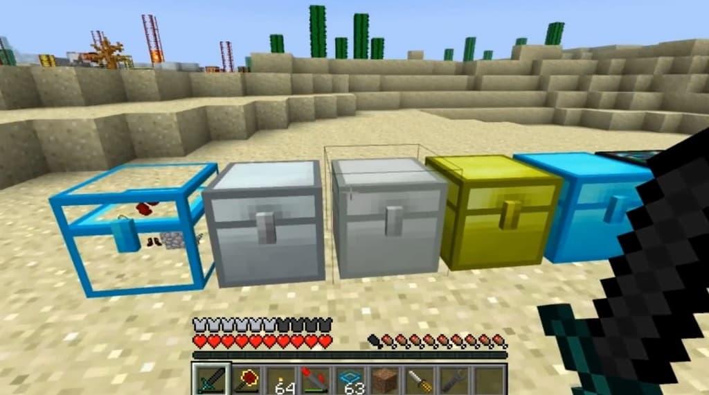 Minecraft Iron Chest Mod 1 16 2 1 15 2 1 14 4 1 12 2 Minecraft11 Com