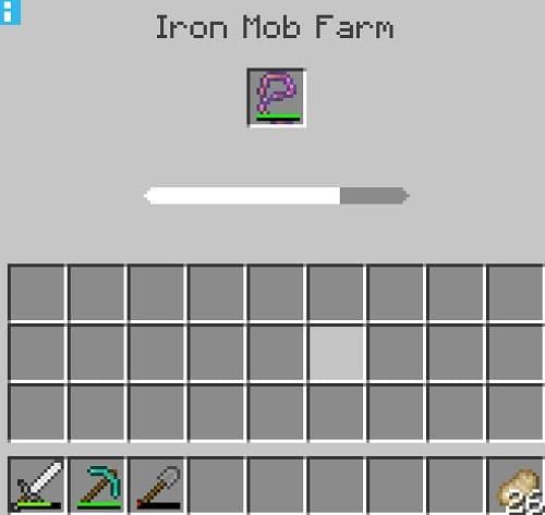Iron mod farm