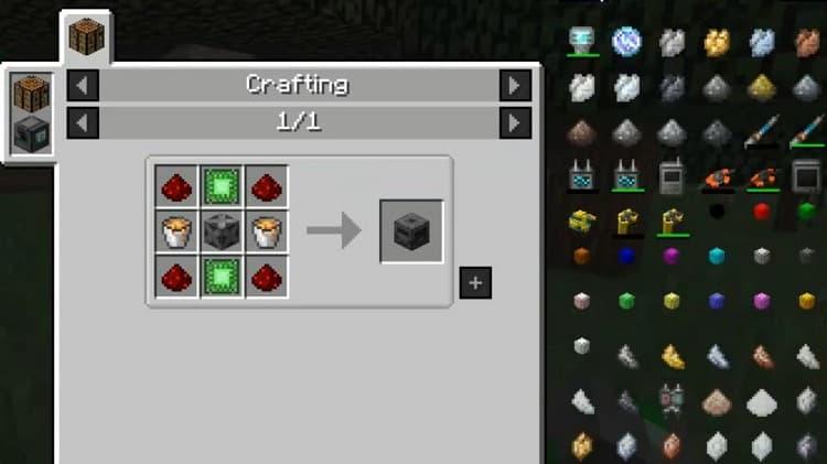 Mekanica mod screenshots 2
