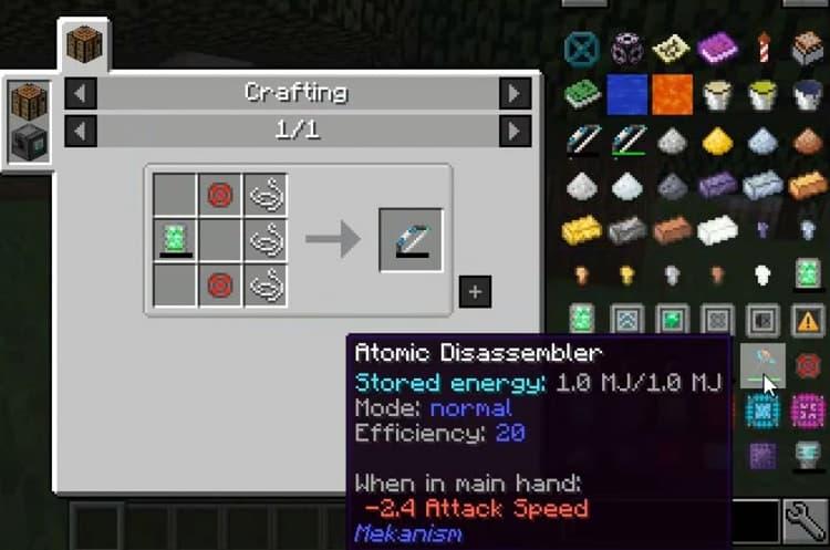 Mekanica mod screenshots 3