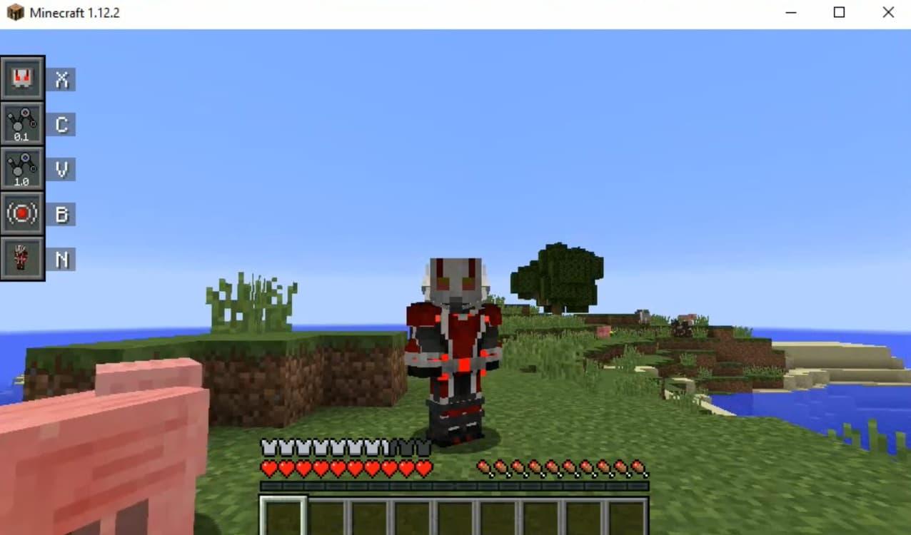 PymTech mod 1.12.2 screenshots