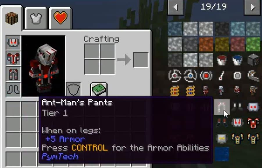PymTech mod armor