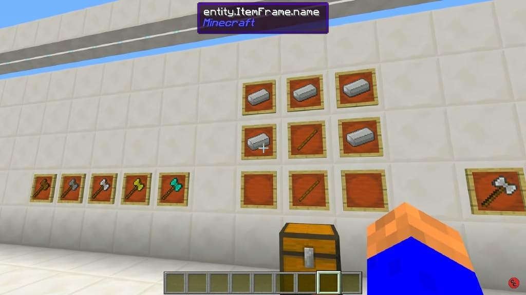 Simple Battleaxes mod screenshots