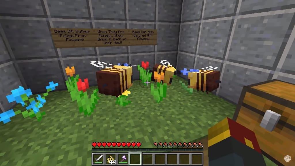 Minecraft 1 15 update release date - Minecraft11 com