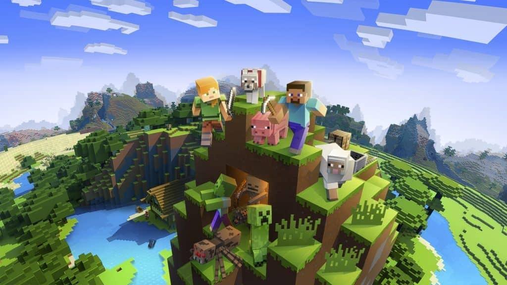 Minecraft 1 16 210 56 Apk Free Download Minecraft11 Com