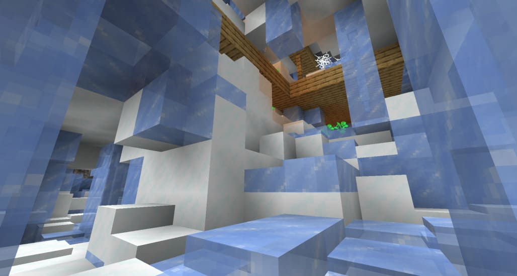 Icy Mineshaft