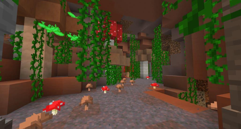 Fungal Cave